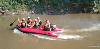 DMC Respon Banjir Ciliwung